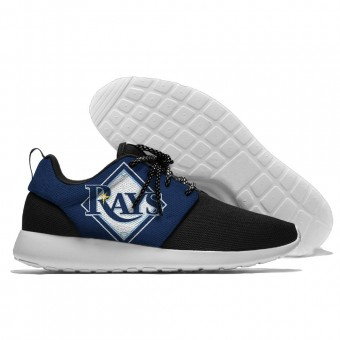 Tampa Bay Rays Roshe Style Lightweight Running Shoes